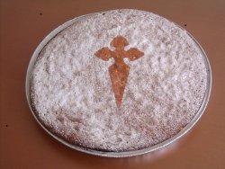 tarta de santiago